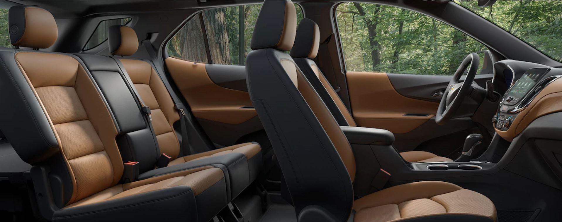 2019 Chevrolet Equinox Spacious Seating