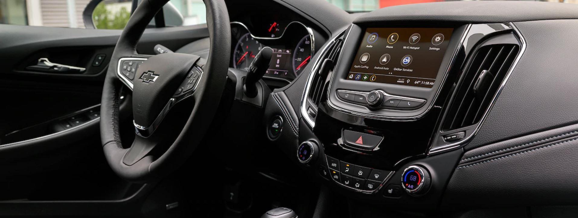 2019 Chevrolet Cruze Dashboard