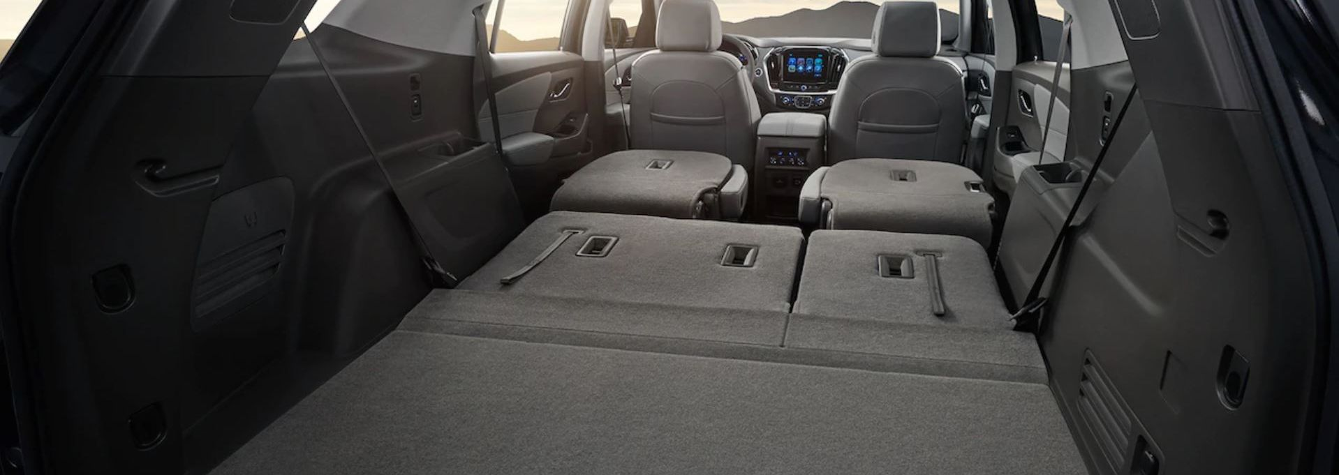 2019 Chevrolet Traverse Spacious Cabin