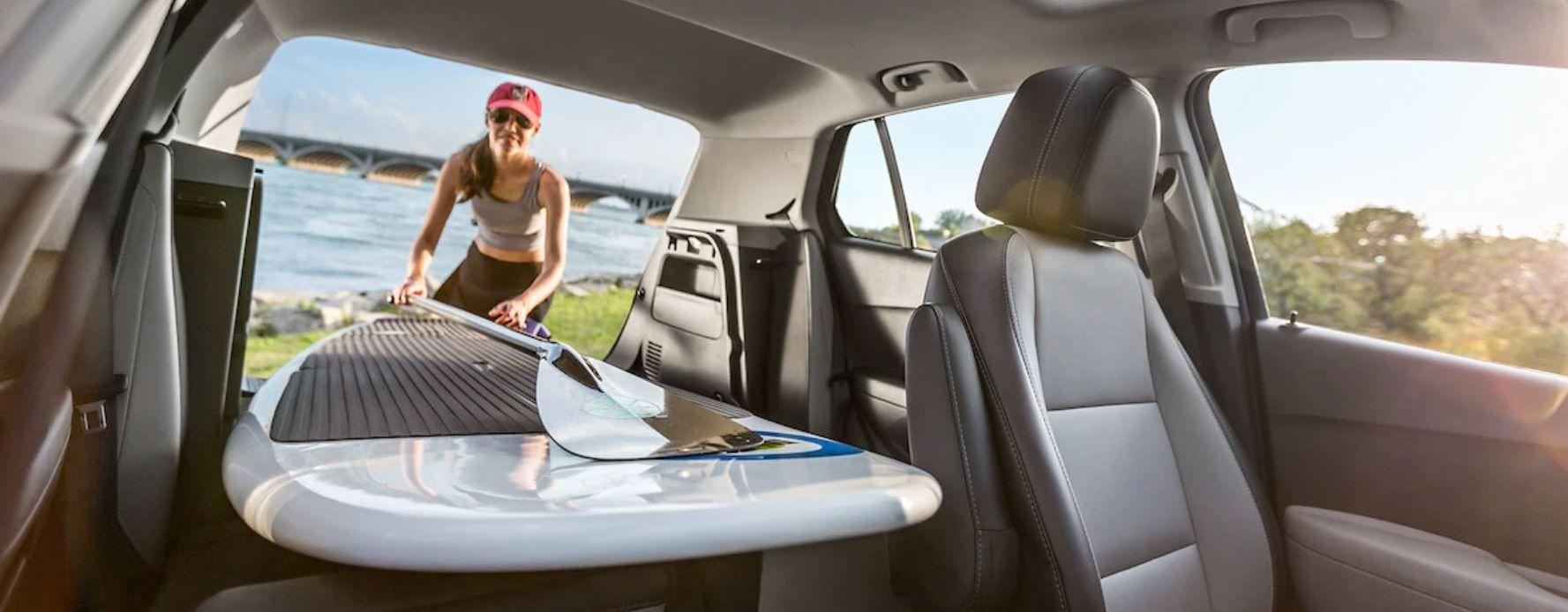2019 Chevrolet Trax's Spacious Interior