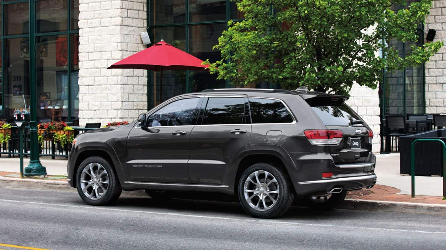 2019 Jeep Grand Cherokee Financing near Choctaw, OK
