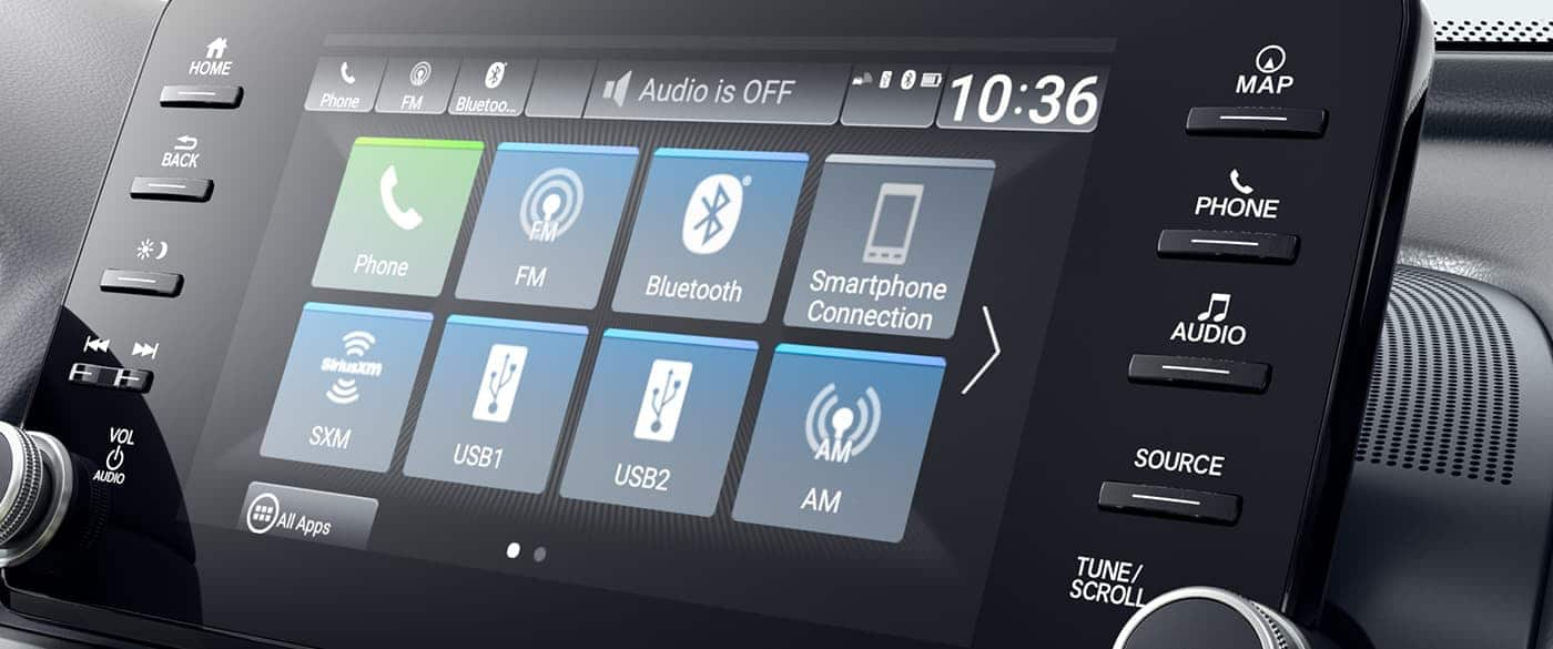 2019 Accord Infotainment System