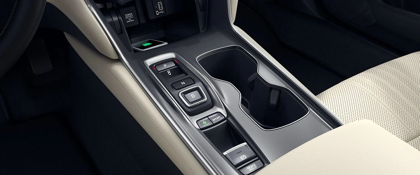 2019 Accord Drive Modes
