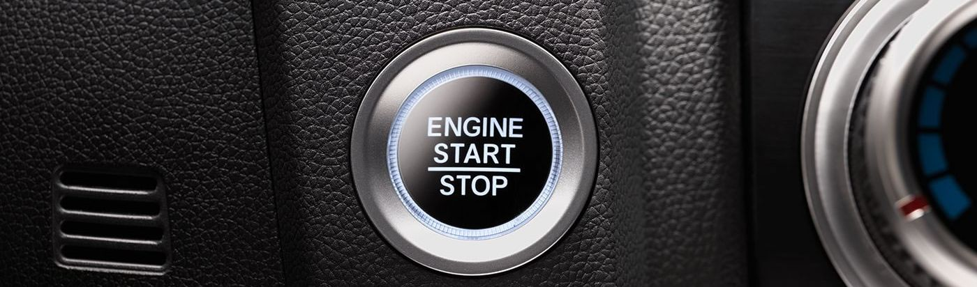 2019 Fit Push-To-Start Button