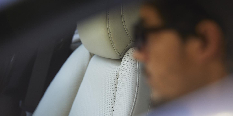 2019 Mazda3 Sedan Leather-Appointed Interior
