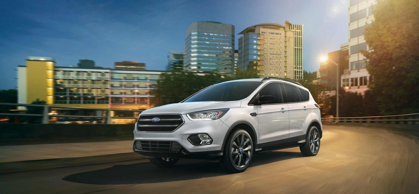 2019 Ford Escape Financing near Tulsa, OK - David Stanley Auto Group
