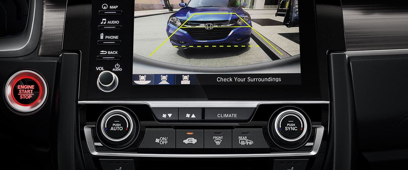 Intelligent Safety in the 2019 Honda Civic