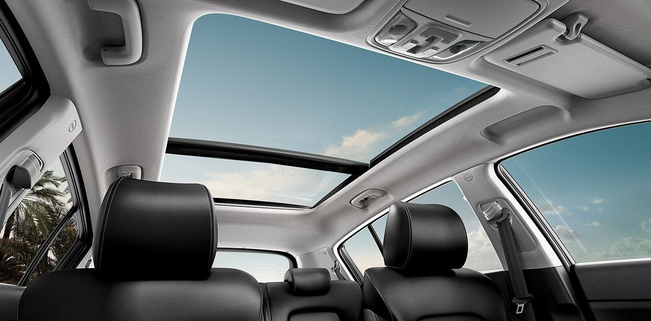 The Stunning Sunroof in the 2020 Sportage
