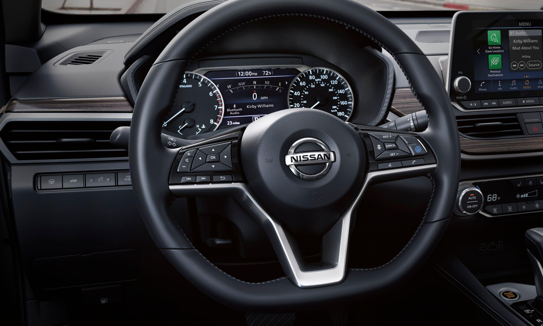 2019 Nissan Altima Steering Wheel