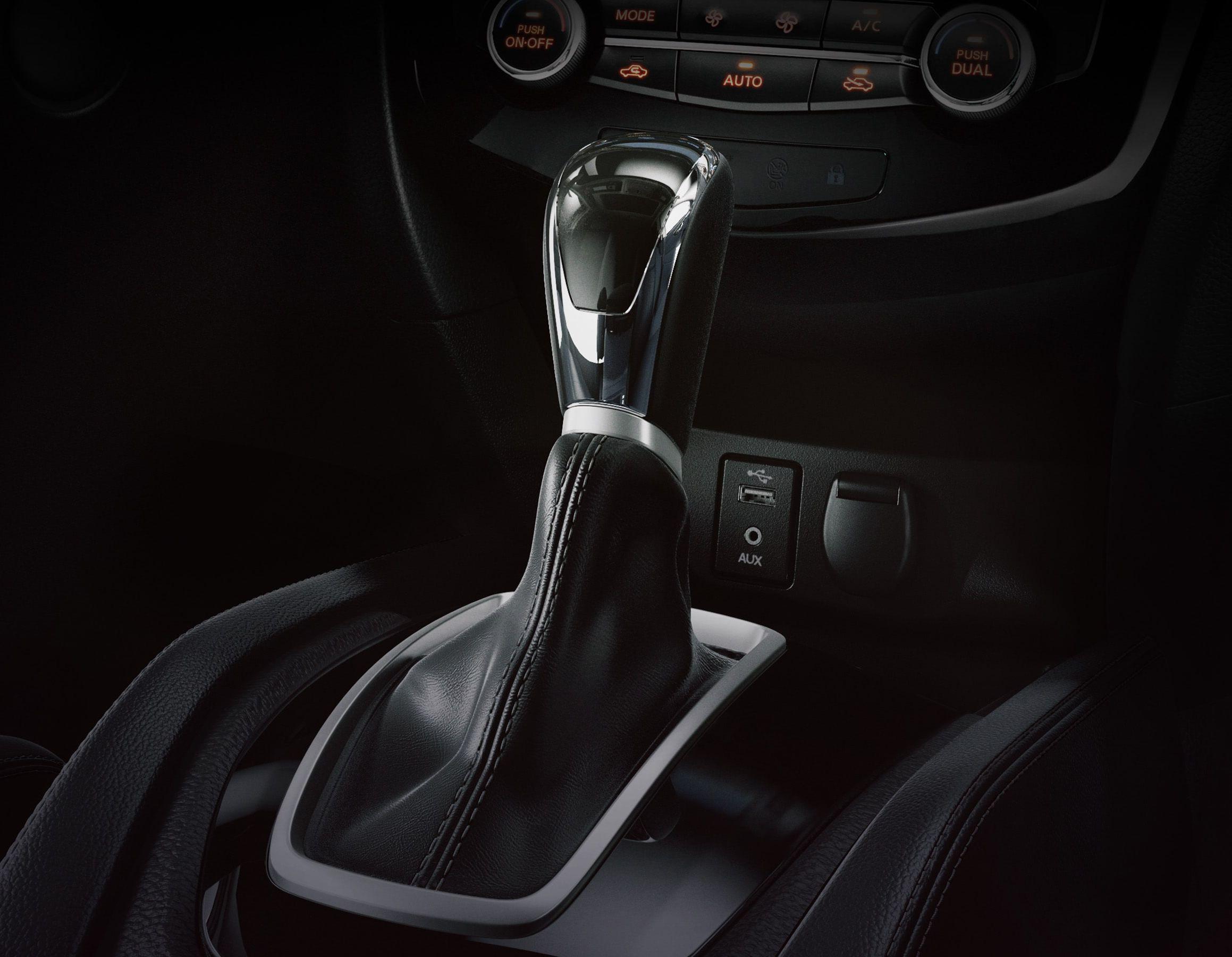 2019 Nissan Rogue Sport Gear Shifter