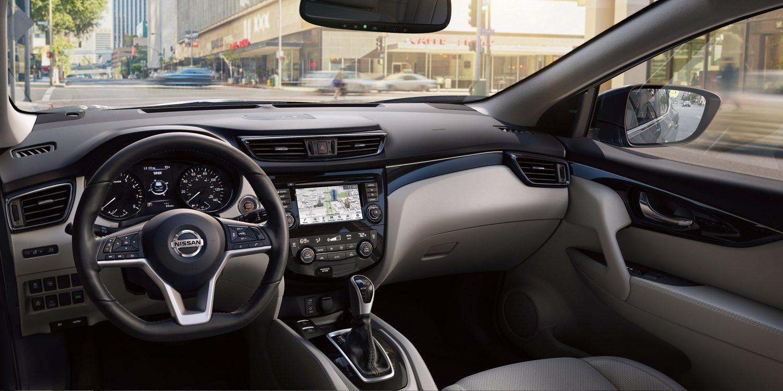 2019 Nissan Rogue Sport Cockpit