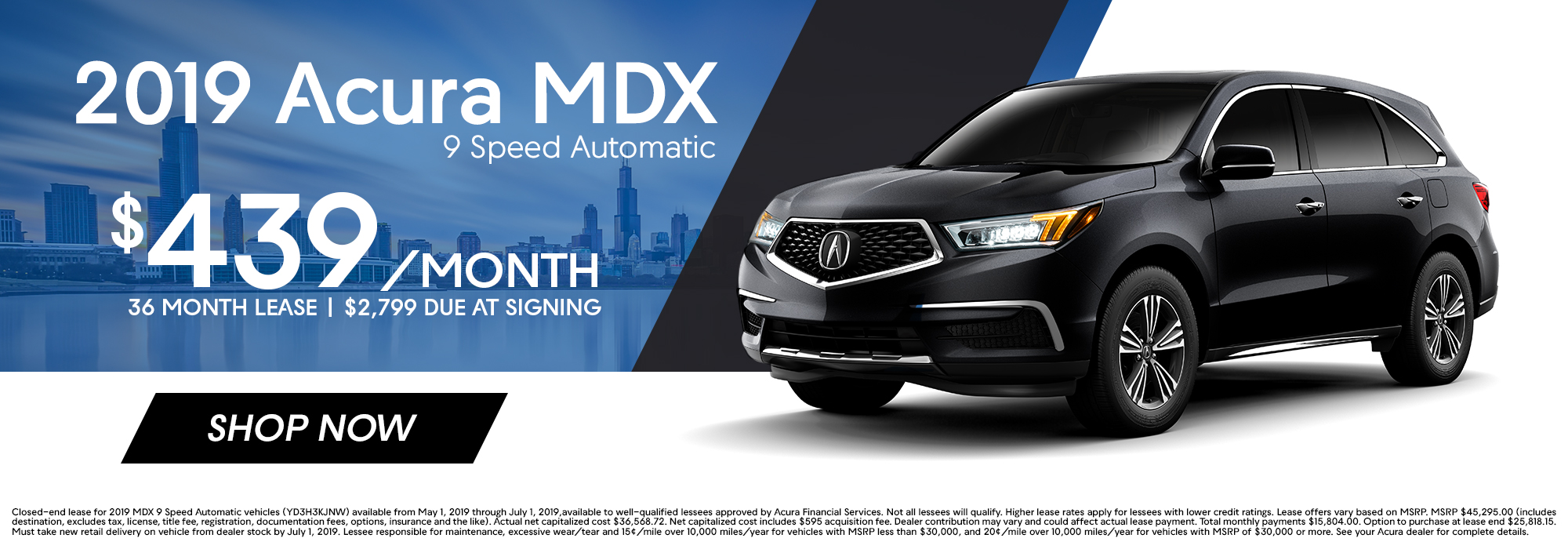 Acura Lease Deals >> Muller S Woodfield Acura Lease Specials Muller S Woodfield Acura