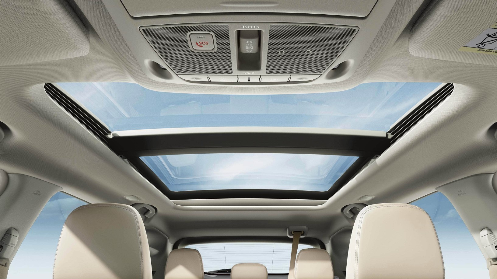 2019 Murano Sunroof