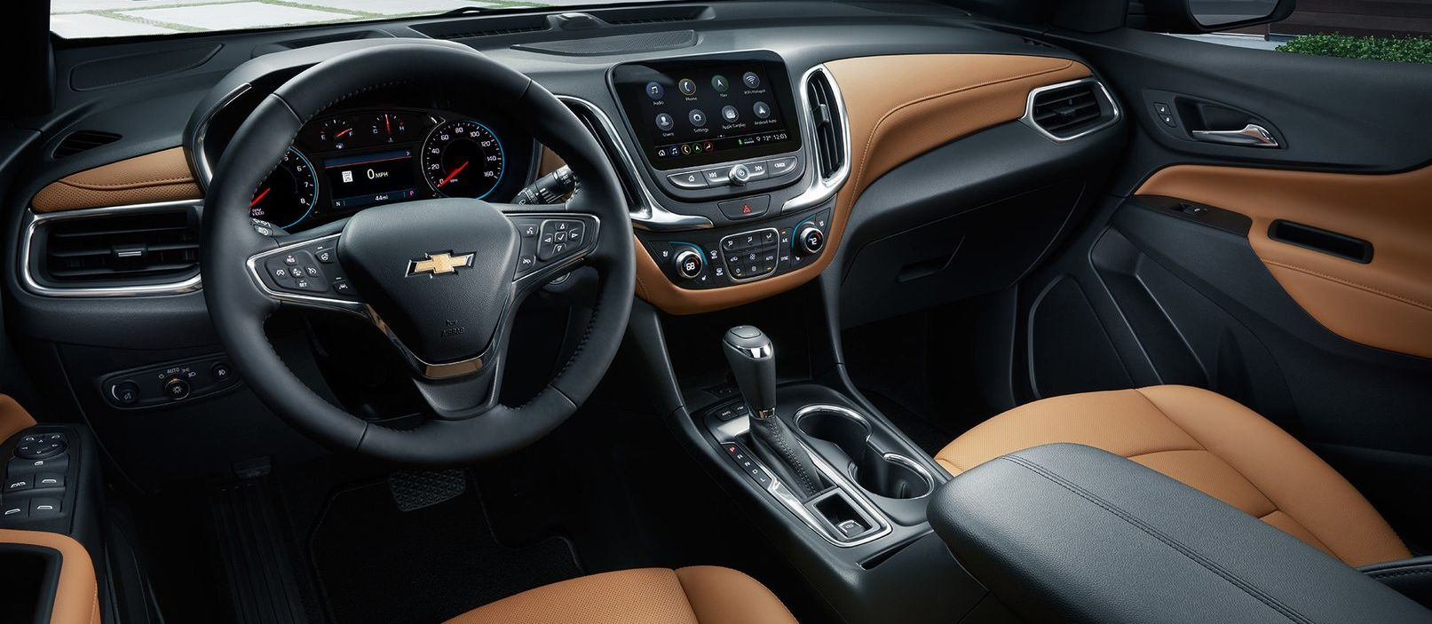 Spacious Cabin of the 2019 Chevrolet Equinox