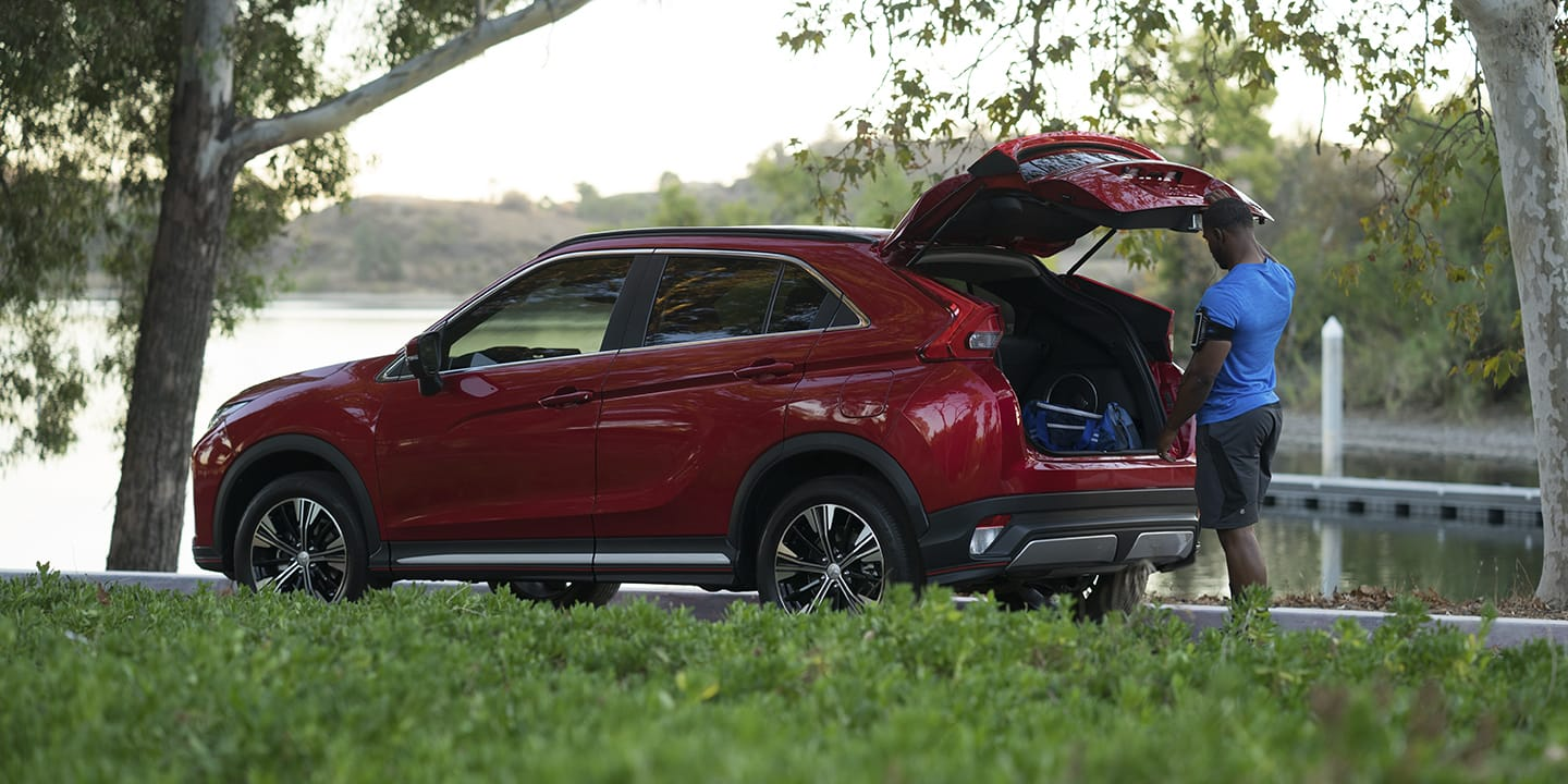Store All Your Items Easily in the Eclipse Cross!