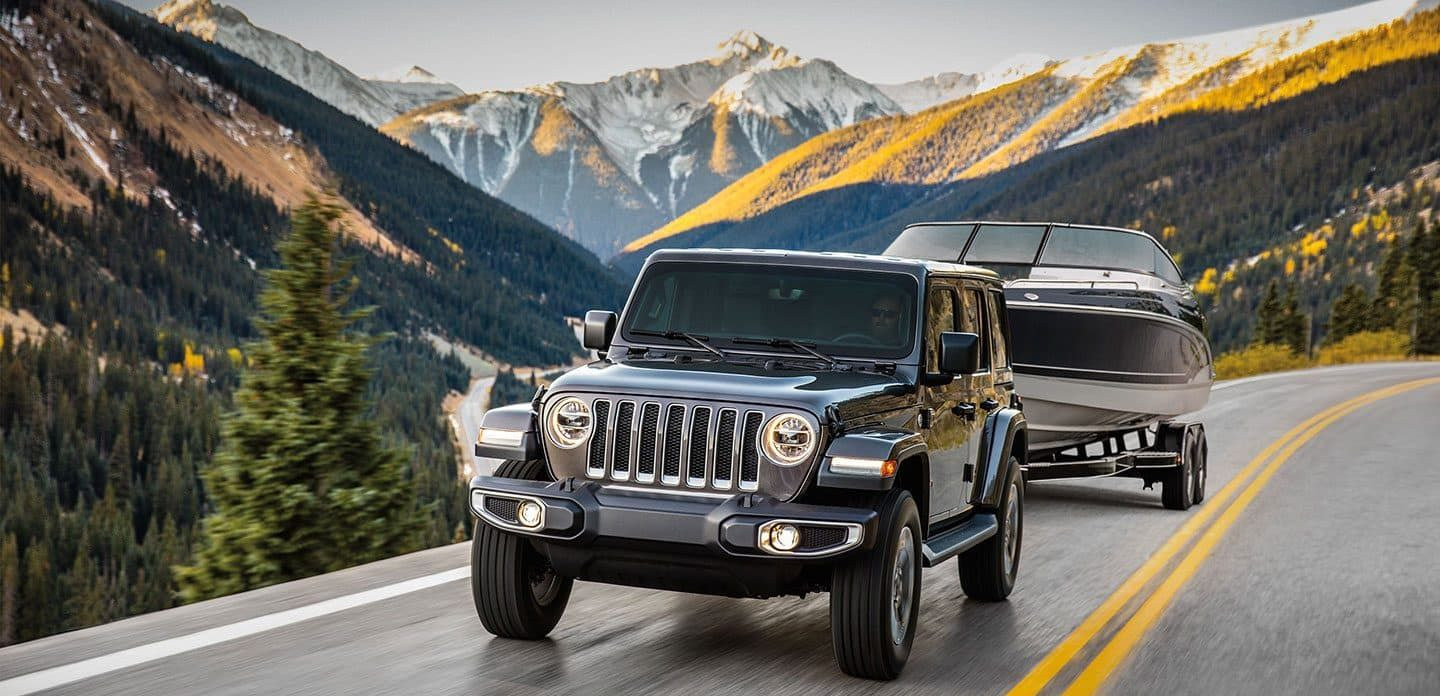 2019 Jeep Wrangler Unlimited for Sale near Fort Knox, KY