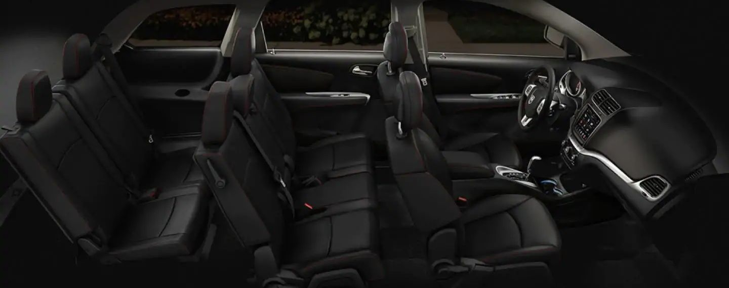 2019 Dodge Journey Spacious Interior