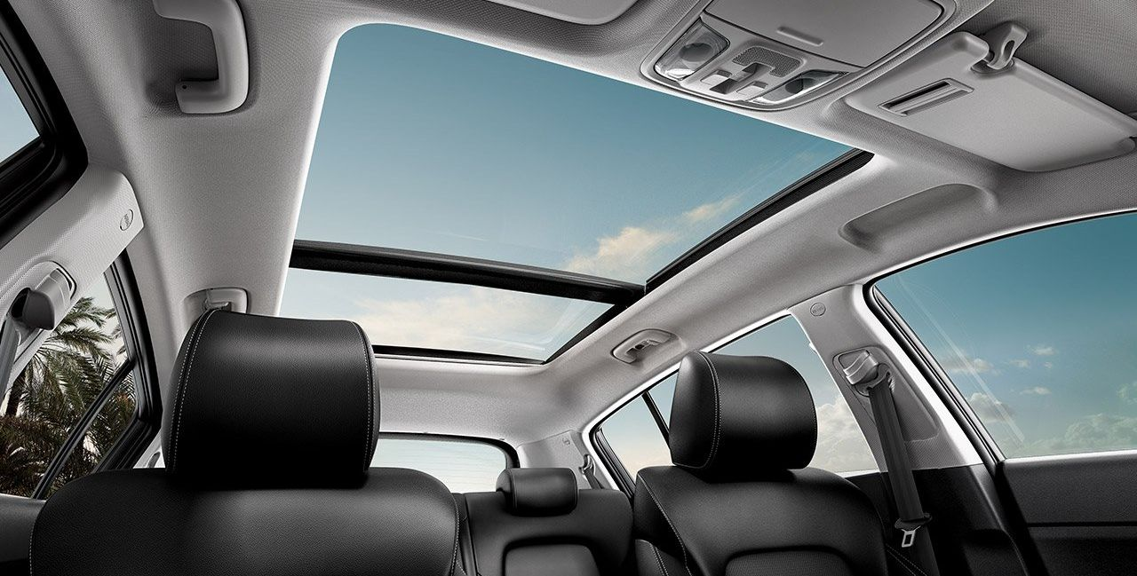 The Spacious Cabin of the 2020 Sportage