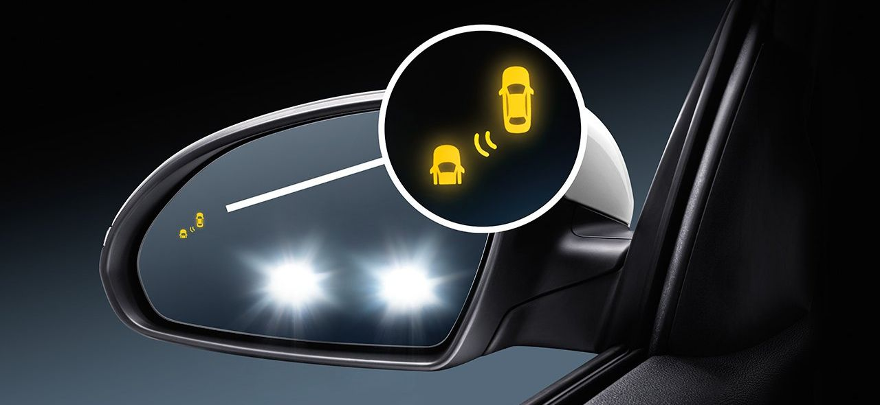 The Optima's Blind Spot Monitor