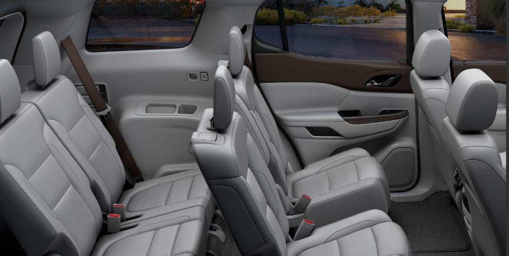2019 GMC Acadia Seating