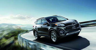 2019 Kia Sportage in Denver at Peak Kia