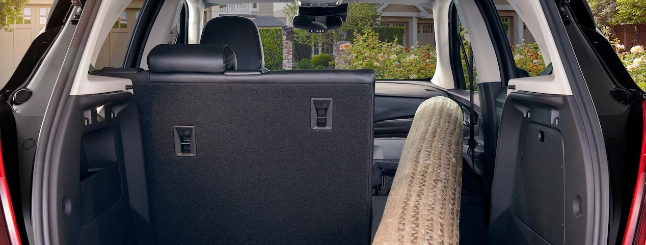 2019 Buick Encore Cargo Space