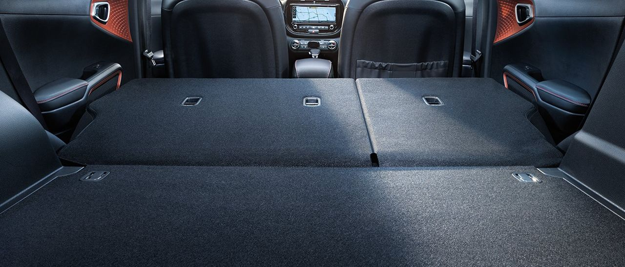 The Massive Cargo Area of the 2020 Soul