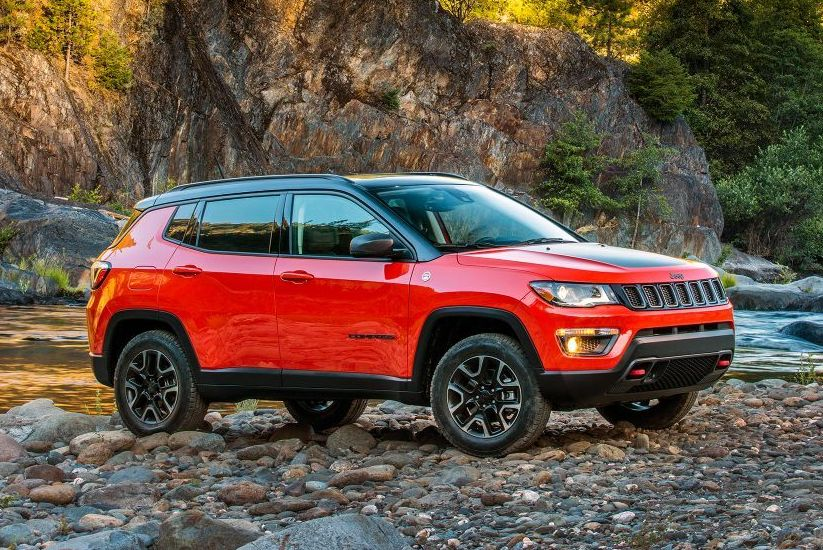 Used Jeep Compass for Sale near Naperville, IL