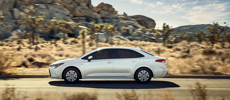 2020 Toyota Corolla Leasing near Stamford, CT