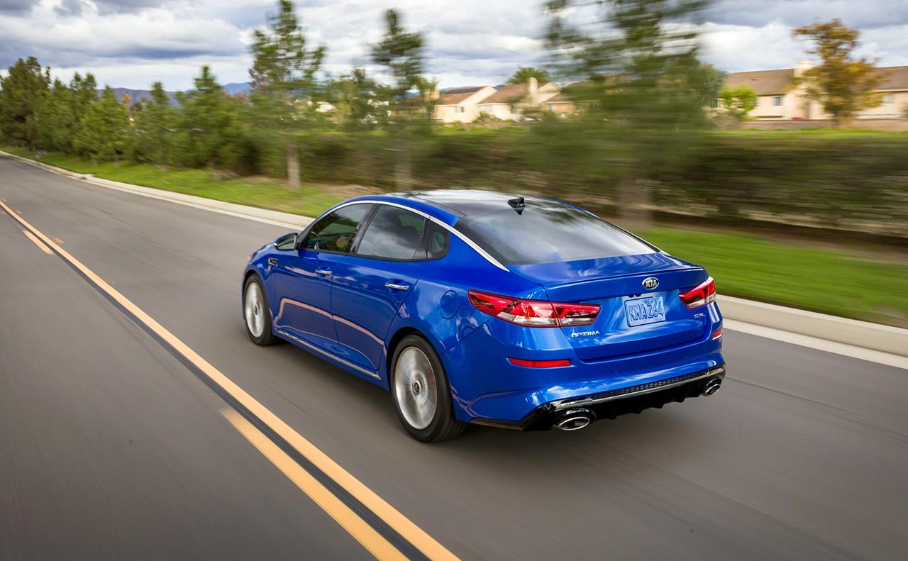 2019 Kia Optima Leasing near San Marcos, TX