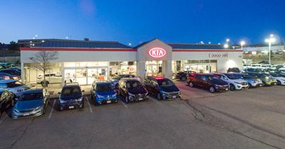 Peak Kia Dealership in Colorado Springs