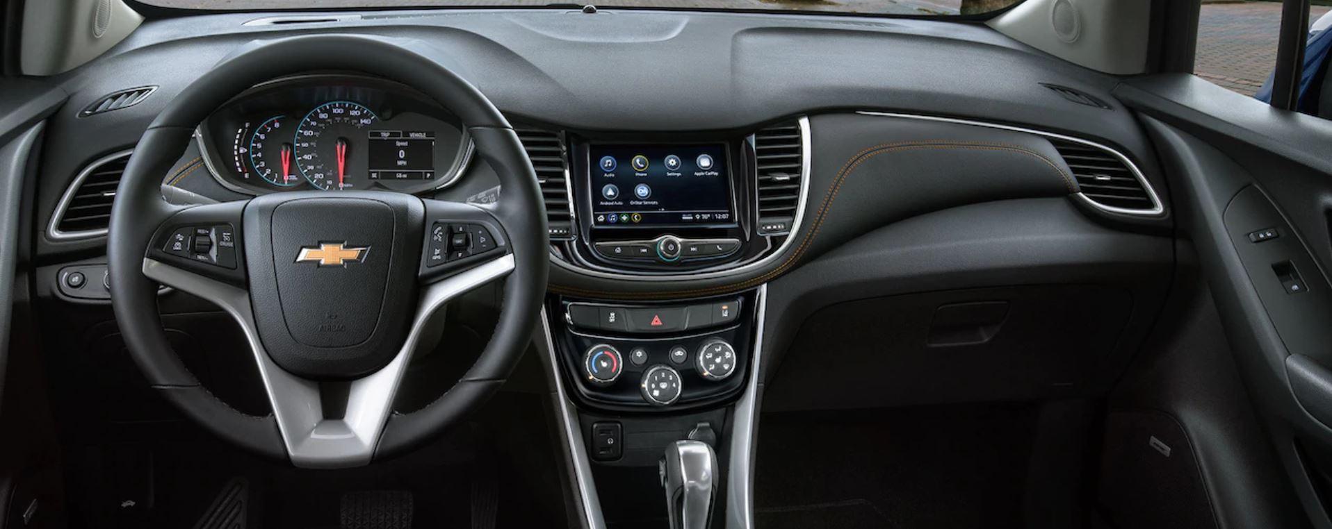 2019 Chevrolet Trax Dashboard