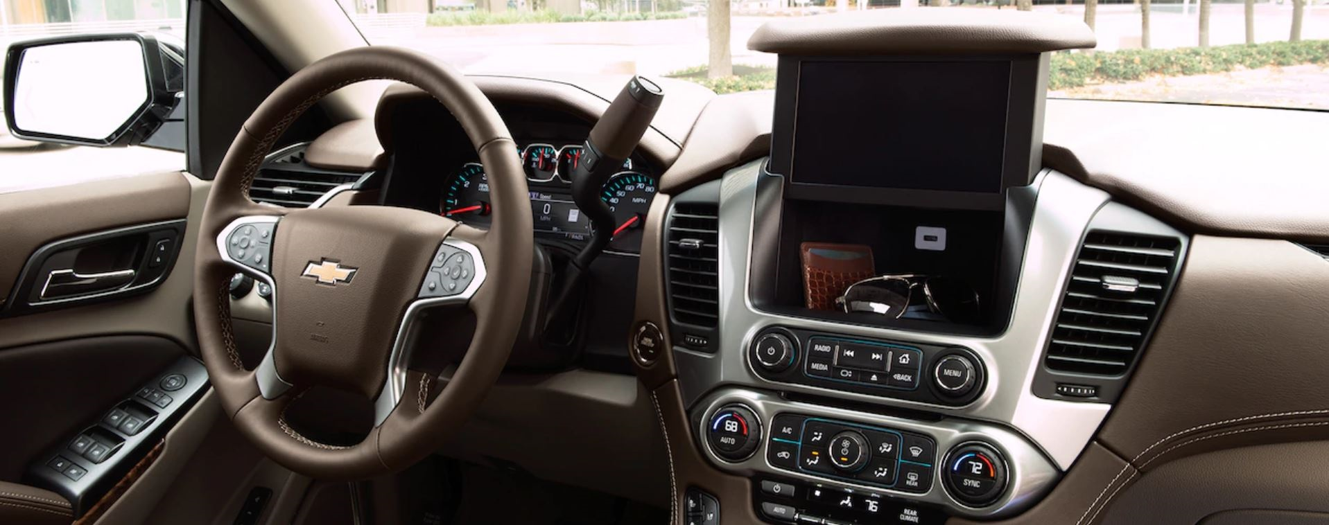 2019 Chevrolet Tahoe Cockpit
