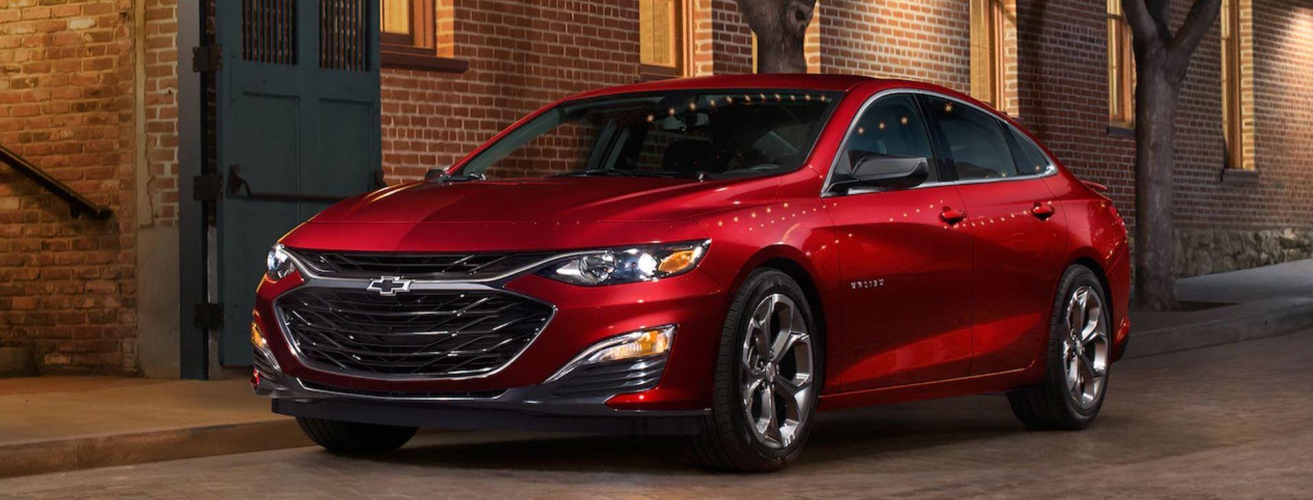 New 2019 Chevrolet Malibu LS 1LS