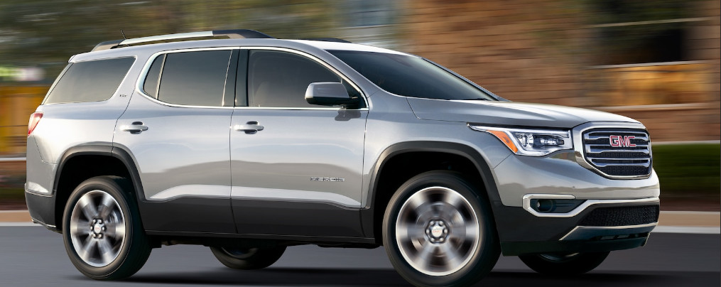 2019 GMC Acadia Financing near Brookings, SD