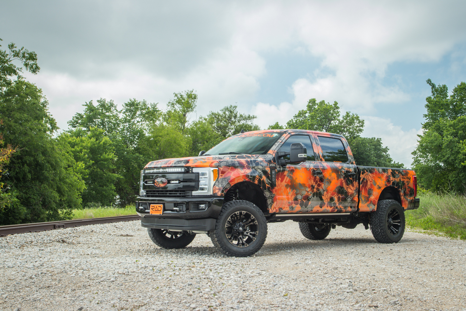 2019 Ford F 250 King Ranch Ford Whisperer Lifted Custom Truck