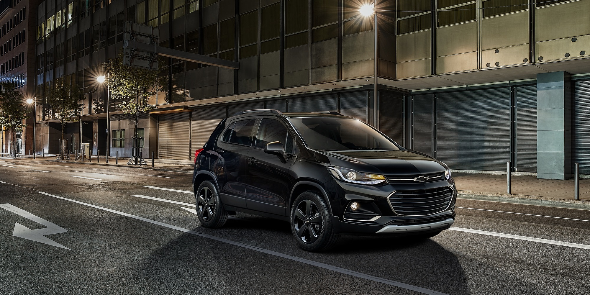 2019 Chevrolet Trax Leasing near Lansing, MI