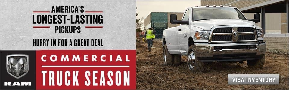 Commercial Truck Season 2017