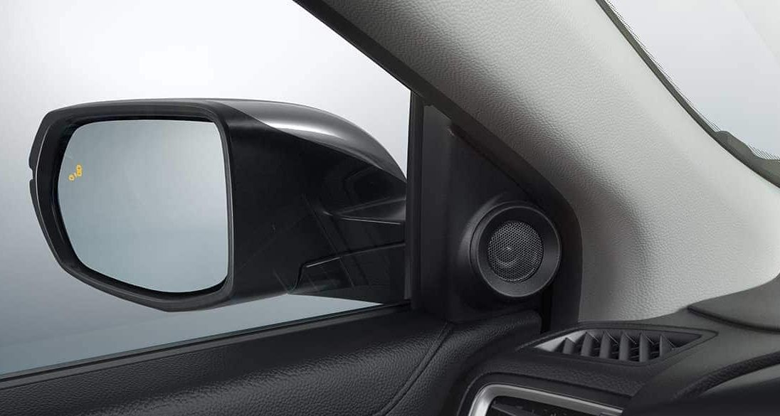Blind Spot Assist System in the 2019 CR-V
