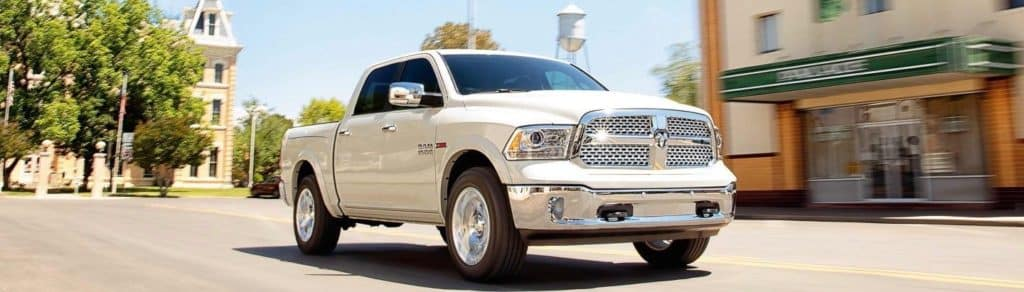THE 2018 RAM 1500 VS. THE 2018 FORD F-150