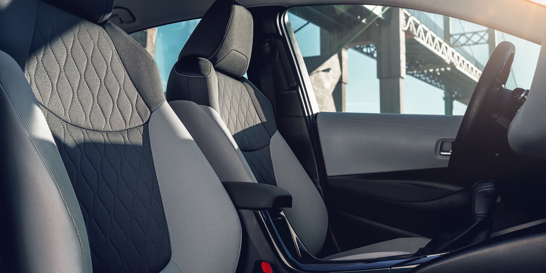 Corolla Hybrid Interior