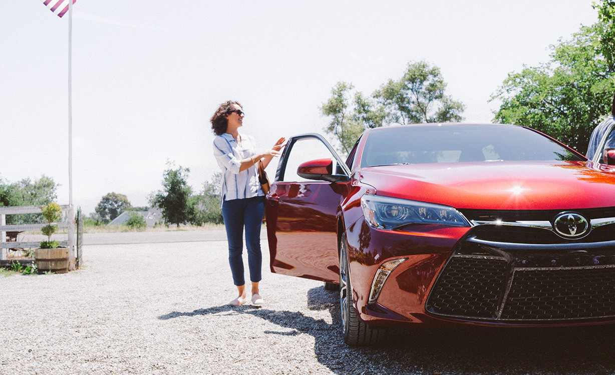 Used Toyota Camry for Sale near San Jose, CA