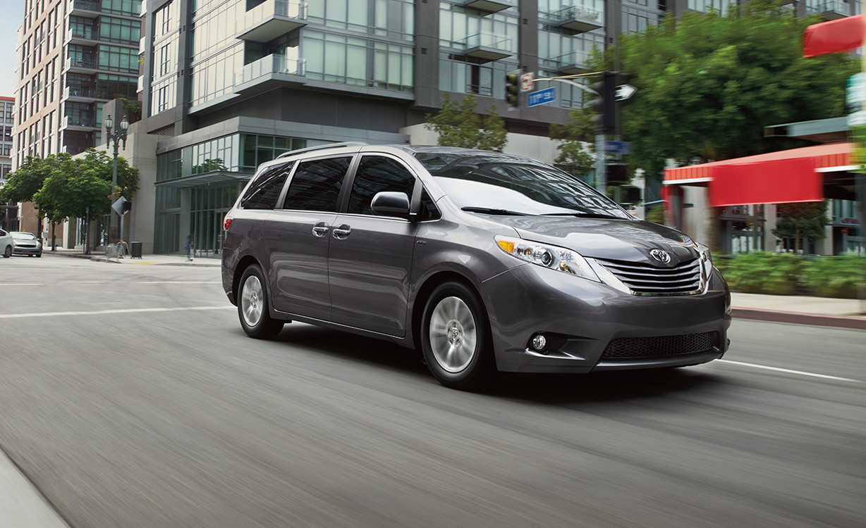 Used Toyota Sienna for Sale near San Jose, CA