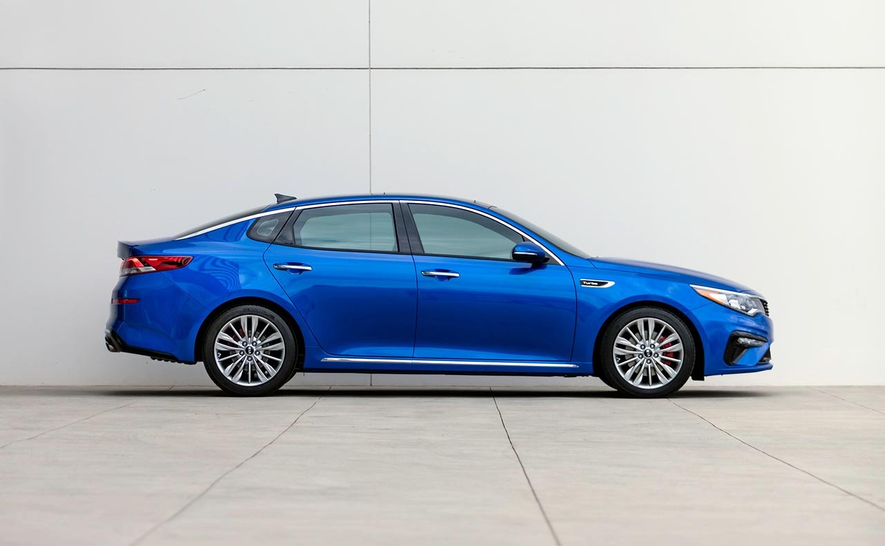 2019 Kia Optima for Sale near Bellaire, TX