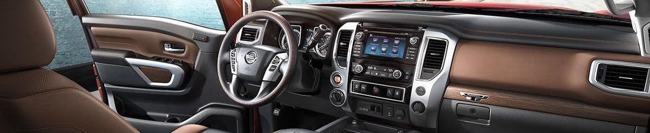 2019 Nissan Titan Technology