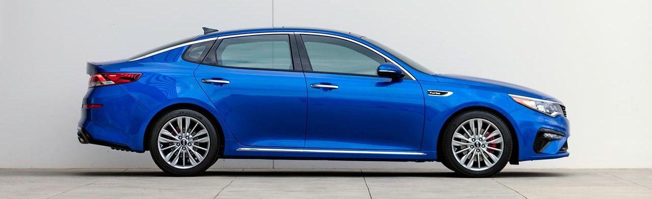 2019 Kia Optima for Sale near Baytown, TX