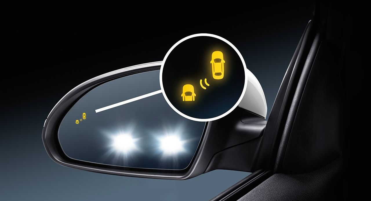 Blind-Spot Collision Warning in the Optima