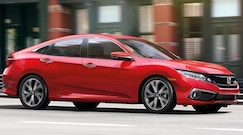 2019 Honda Civic Near Houston