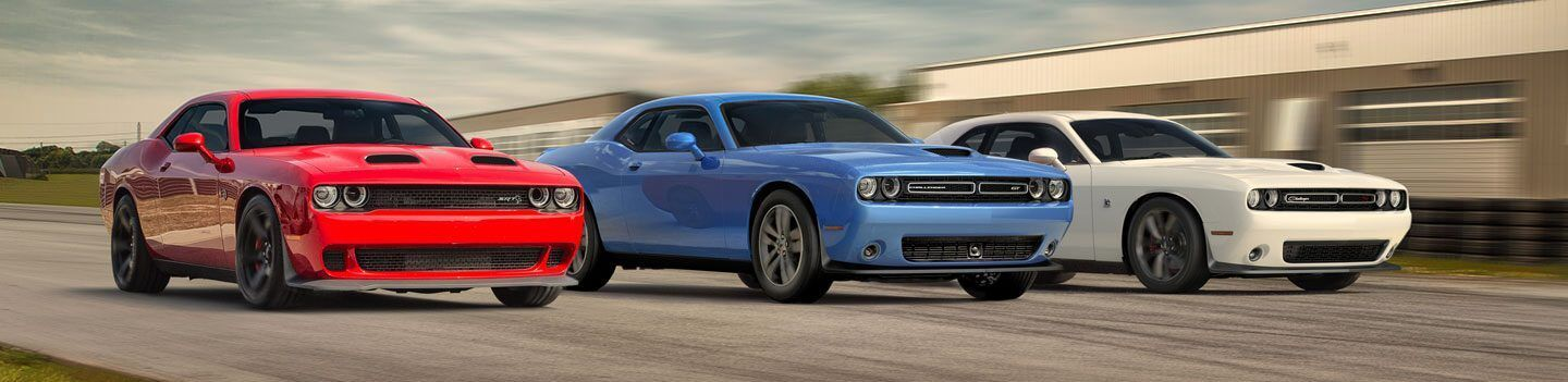 2019 Dodge Challenger Financing near Fort Lee NJ Chrysler Dodge