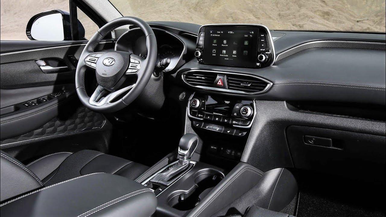 2019 Hyundai Santa Fe XL Center Console
